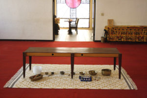 Monochord Sound Therapy Table